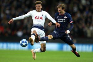 Tottenham Harry Kane ile güldü!