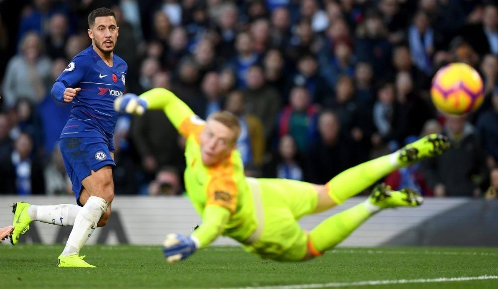 Chelsea, Cenk'siz Everton'u geçemedi: 0-0