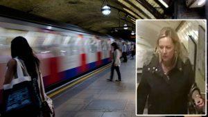 Metroda taciz skandalı!