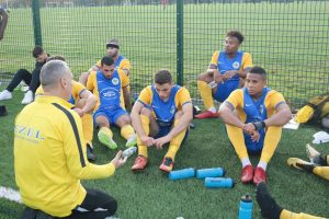 Bush Hill Rangers deplasmanda galip