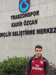 Trabzonspor'a Londra'dan bir yıldız daha gitti