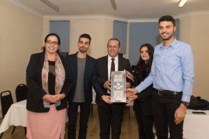 Kıbrıs Türk Gençlik Birliği İngiltere, temaslara başladı