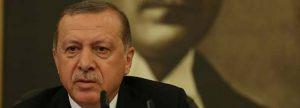 Erdoğan'dan 15 Kasım mesajı