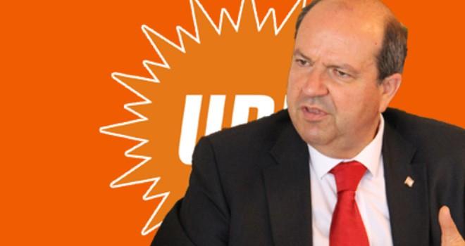 Tatar: UBP Kıbrıs konusunda çok hassas