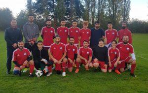 Göksun Gaziantep çıkışta: 2-0