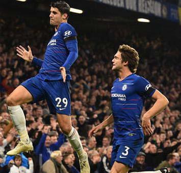 Chelsea'den 3 gollü galibiyet