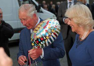 Prens Charles'ın 70'inci yaş günü kutlandı