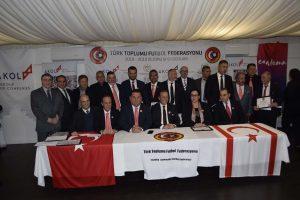 TTFF, sponsorlardan 28 bin pound katkı aldı