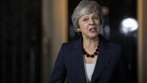 Brexit draft withdrawal completed