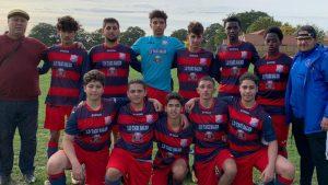 Gençler Ligi'nde beşinci hafta