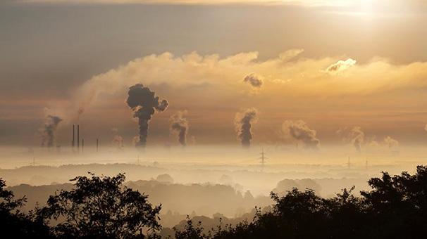 Atmosferdeki sera gazı yoğunluğu rekor seviyede
