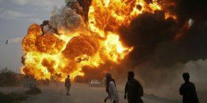 İngiliz güvenlik şirketine bombalı saldırı