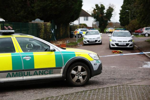 Londra'daki ilkokul yakınlarında cinayet…