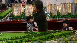 Çin'de konut krizi: 'Her 5 konuttan 1'i boş'