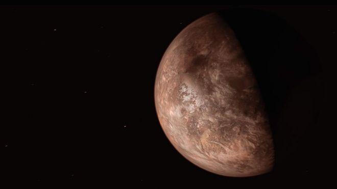 Komşu güneş sisteminde yeni bir gezegen bulundu