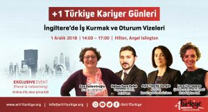 Career Day will take place in London