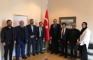 Kahramanmaraş makes their first visit