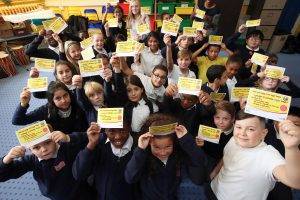 Pupils in Enfield promise to cut down on sugar