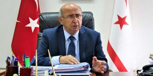 TRNC Education and Culture Minister Özyiğit arrived to London
