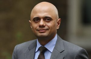 Javid 'deeply worried' by the level of violent crime