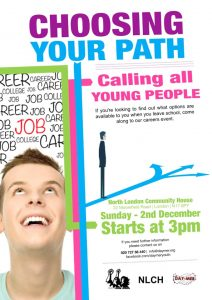 Day-Mer: Choose your path and attend to our event