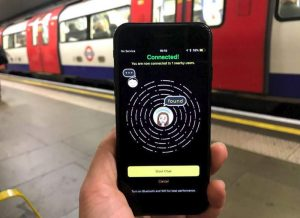 Yeraltı trenlerinde iletişim kurabilmek artık mümkün