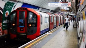 Central line will strike 21 and 22 December