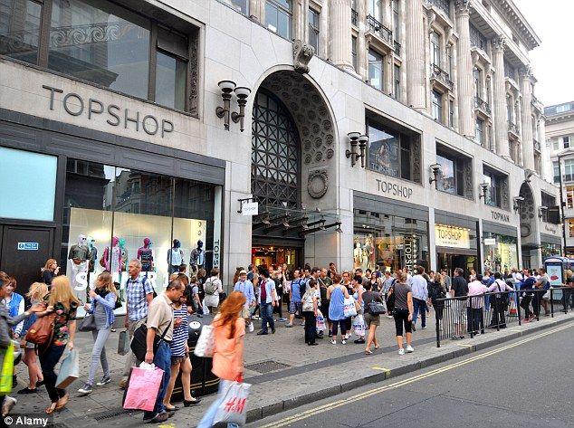Google increases shopping on UK High Streets