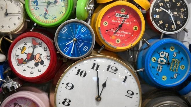 Avrupa'da' yaz-kış saati uygulaması' hala tartışılıyor