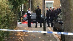 Londra'da 4 günde 3 cinayet…
