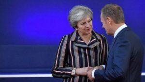 May'den Brexit açıklaması: AB ile İngiltere için doğru anlaşmayı yaptık