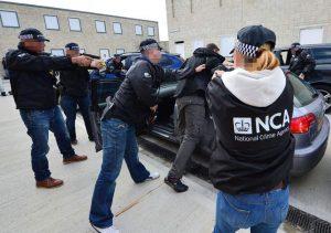 İngiltere'de organize çeteler, terörden daha büyük tehdit