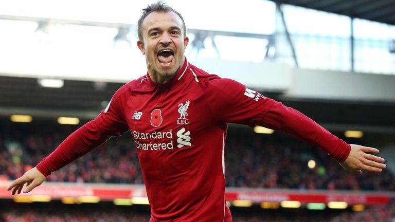 Liverpoolda kazandı