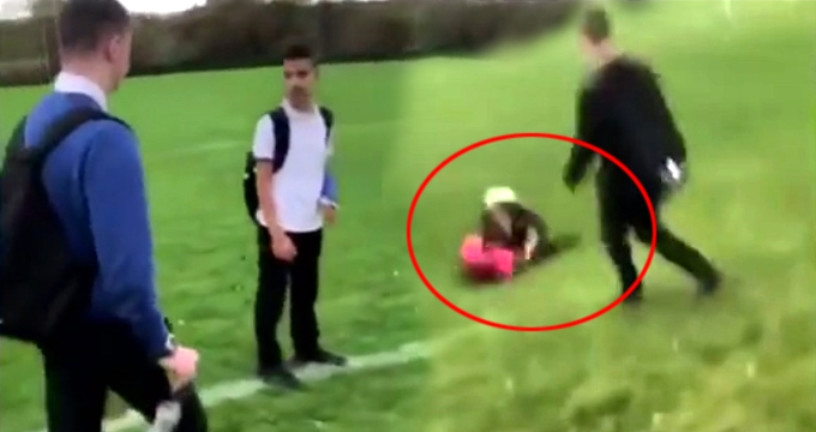 İngiltere'de saldırıya uğrayan Suriyeli çocuğun kız kardeşi de saldırıya uğradı