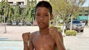 Para için Tayland boksu maçına çıkarılan 13 yaşındaki çocuk öldü