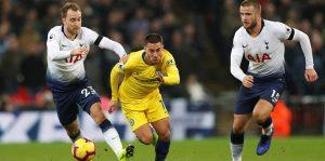 Tottenham derbide Chelsea'yi dağıttı!