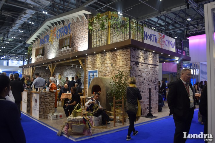 TRNC and Turkey were represented at WTM