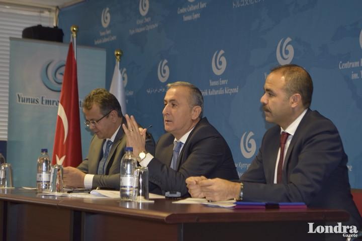 """""""Türkiye'nin beyin gücü kaybı var, sizler bizim için çok önemlisiniz"""""""