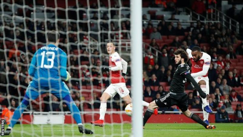 Arsenal 1-0 galip