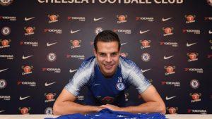 Chelsea'den Azpilicueta'ya yeni sözleşme