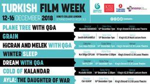 Londra'da Türk Filmleri haftası başlıyor