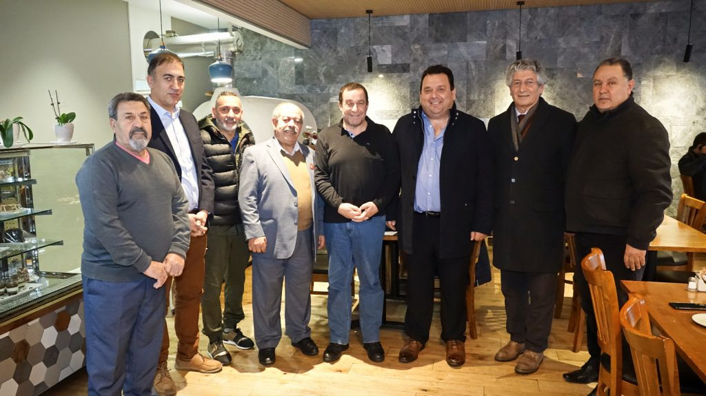 Serdar Denktaş, TTFF buluşması