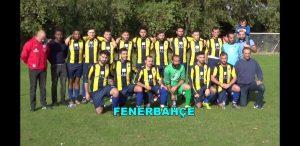 Fenerbahçe, doludizgin: 4-0