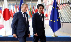 Japonya'da Brexit endişesi