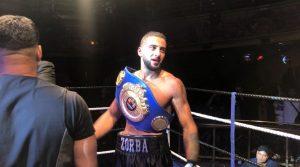 Kıbrıslı Türk boksör destek bekliyor