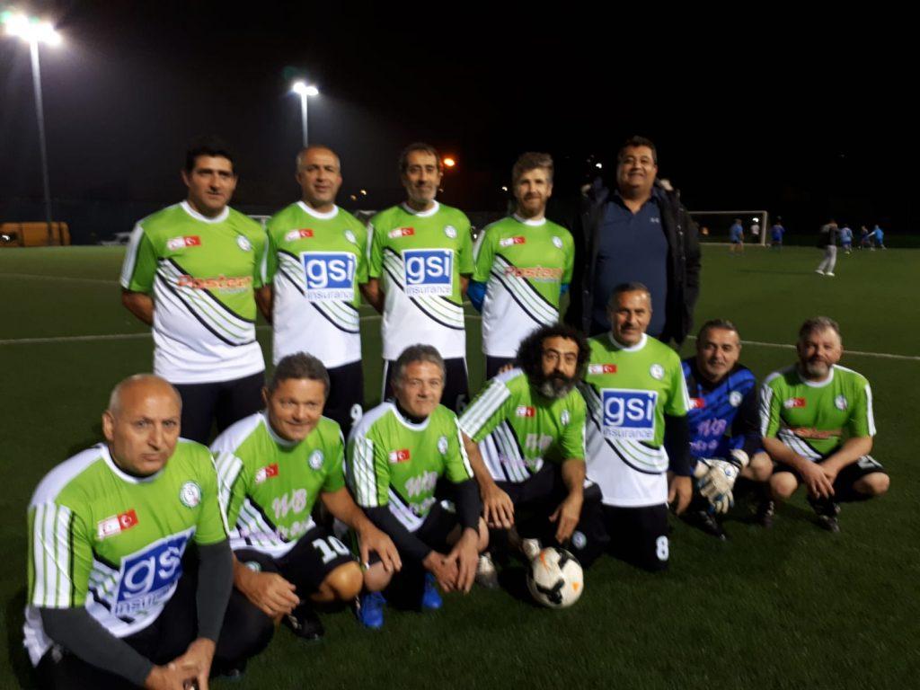 Türk Veteran Liglerinde geçen hafta