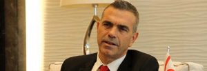 Uluçay: Bölgede istikrar için Kıbrıs sorununun çözümü önemli