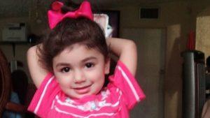 Kanserle mücadele eden 2 yaşındaki Zainab için dünya çapında kan seferberliği