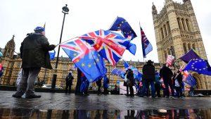 Avam Kamarası tarihi kararla Brexit yasasını kabul etti