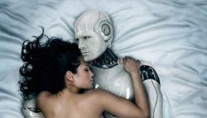"""""""Her 7 kişiden 1'i robotla cinsel ilişki hayali kuruyor"""""""